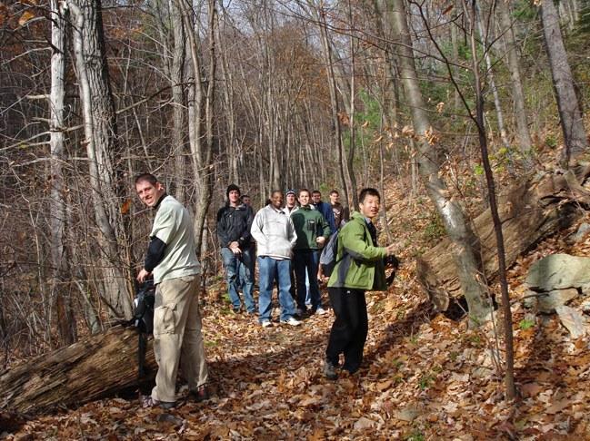 Fall Hike 1