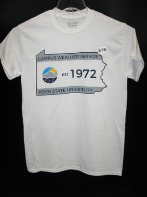 Campus Weather Service T-shirt