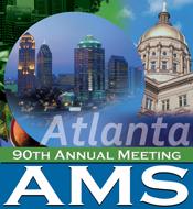 2010 AMS Annual Meeting Logo