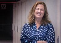 Jenni Evans AMS President 2018