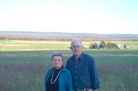 Dennis and Joan Thomson endow a Distinguished Graduate Fellowship in Meteorology.