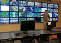 Penn State's Fancy Weather Center