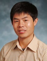 Prof. Fuqing Zhang awarded AMS 2009 Clarence L. Meisinger Award