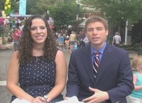 Weather or Not broadcasts on-location from State College Arts Fest