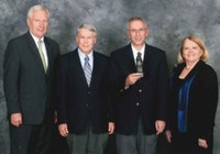 Climatologist Ronald Stouffer honored with Penn State Alumni Fellow Award