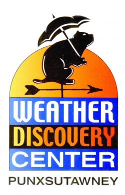 Punxsutawney Weather Discovery Center Logo