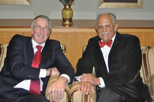 Warren M. Washington - Hosler Scholar Medal 2010