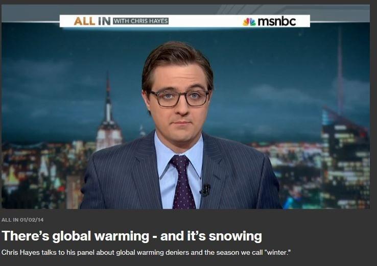Chris Hayes MSNBC.Com