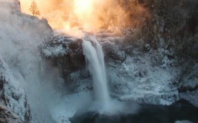 Waterfall, WA Yang 2018